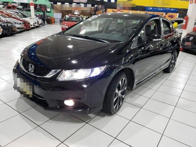 Civic 2.0 2016 aut. R$ 793,00 mensais - Foto 3