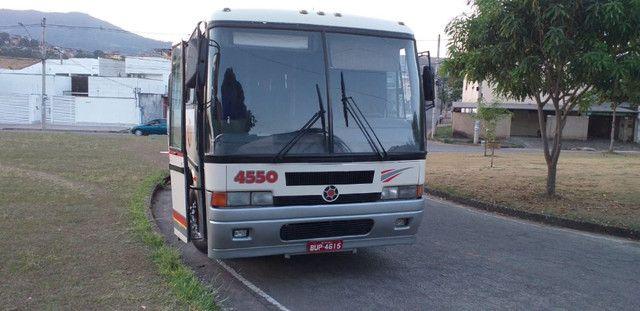 Onibus rodoviario motor dianteiro novo demais - Foto 4