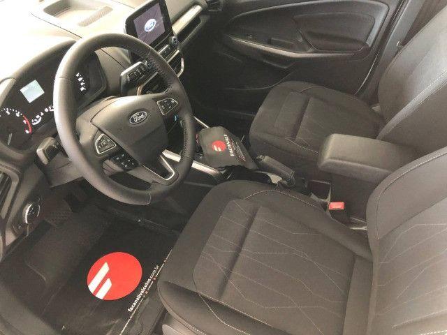 Ecosport SE 1.5 12V Flex 5P Aut.-Mod:2021 - Foto 7