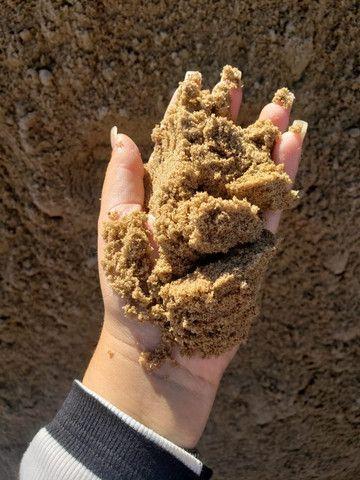 Areia de rio/melhor preço - Foto 3