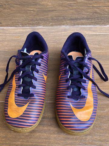 Chuteira Nike num 35 - Foto 2