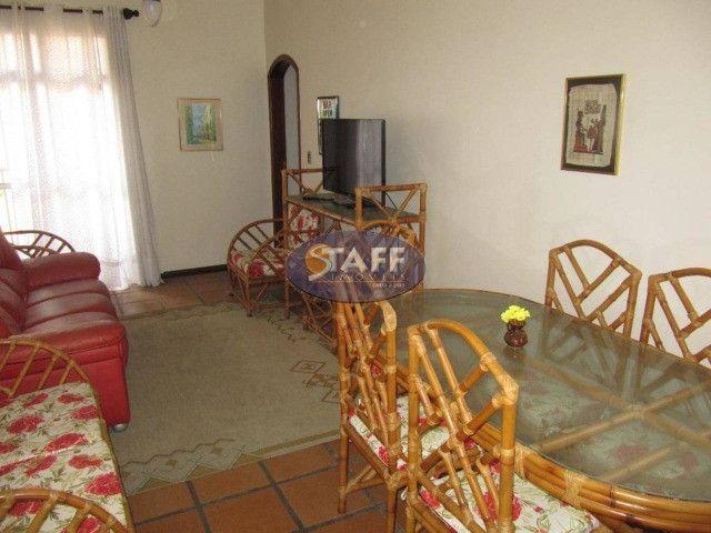 AZ-Apartamento com 3 quartos, 93 m², aluguel por R$ 2.800/mês-Centro-Cabo frio/RJ(AP0651) - Foto 4