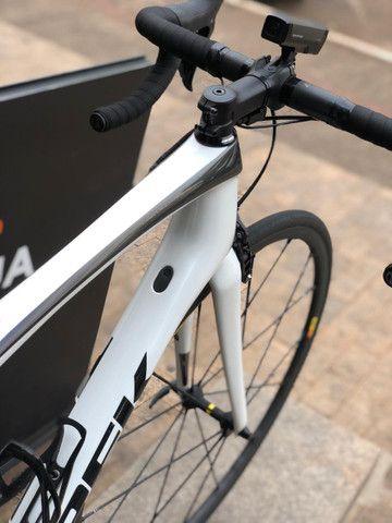 Bicicleta speed Trek Émonda SLR - tamanho 54 - Semi-nova - Foto 2