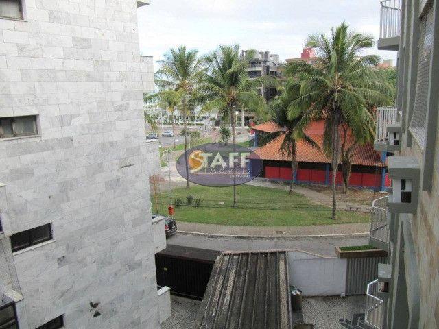 AZ-Apartamento com 3 quartos, 93 m², aluguel por R$ 2.800/mês-Centro-Cabo frio/RJ(AP0651) - Foto 17