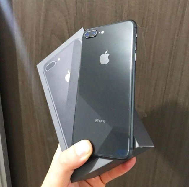 IPhone 8Plus Preto 256Gb
