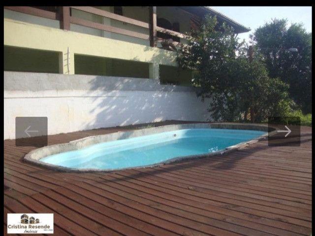 Excelente casa com piscina no porto novo - Foto 5