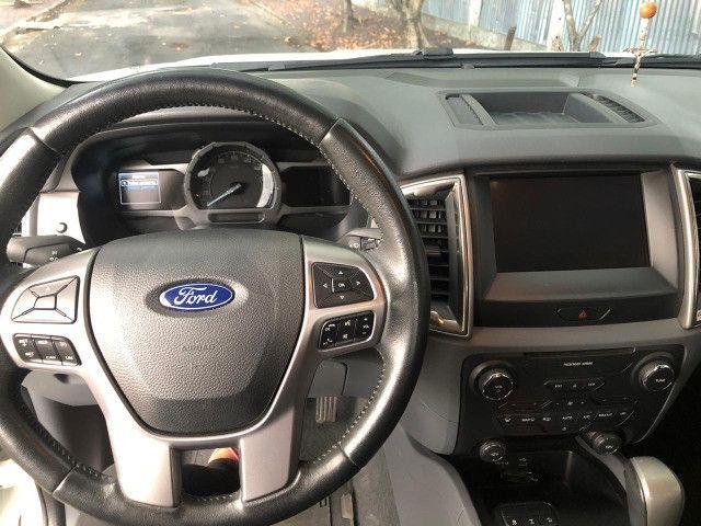Ford ranger xlt 3.2 cabine dupla 2017/2017 diesel - Foto 2
