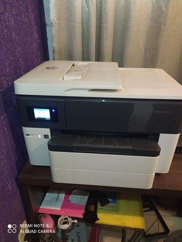 Impressora HP officijet Pro 7740