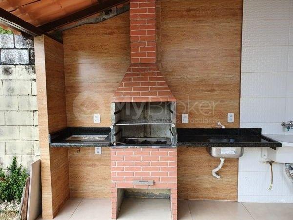 Casa de condomínio sobrado para venda com 100 metros quadrados com 3 quartos - Foto 2