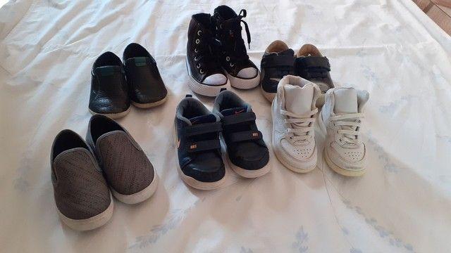 Lote calçados menino  - Foto 2
