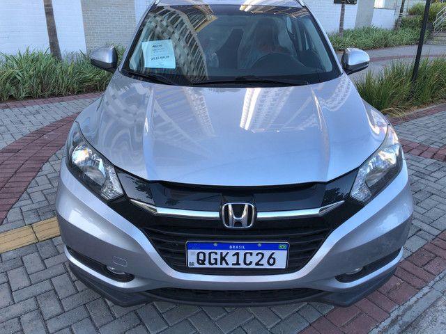 Honda HR-V EX CVT Oportunidade Troco e Financio  - Foto 2