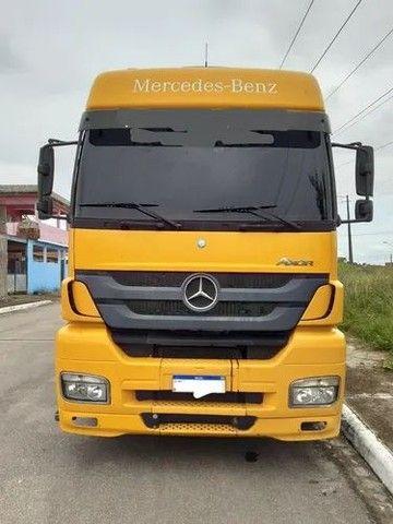 Caminhão Mercedes AXR 2036