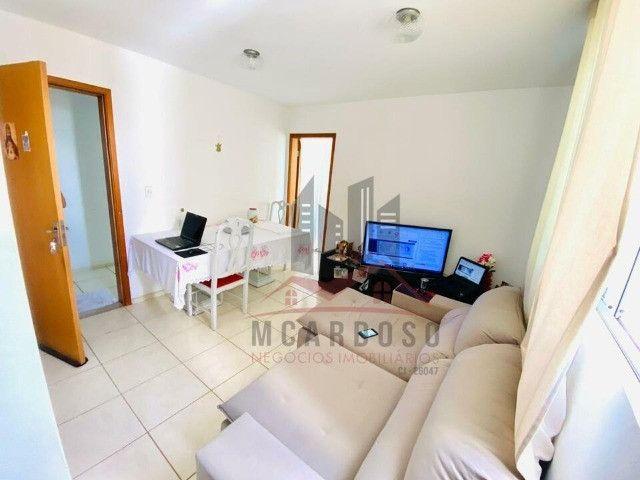 Apartamento 02quartos Samambaia, garagem coberta, Aceita Financiamento - Foto 8