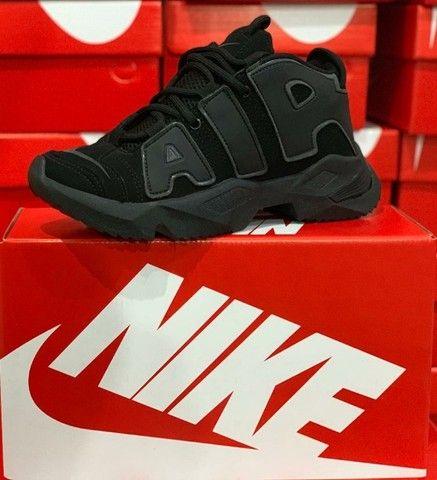 Tenis (Leia a Descrição) Nike Air Big Várias Cores Novo - Foto 5