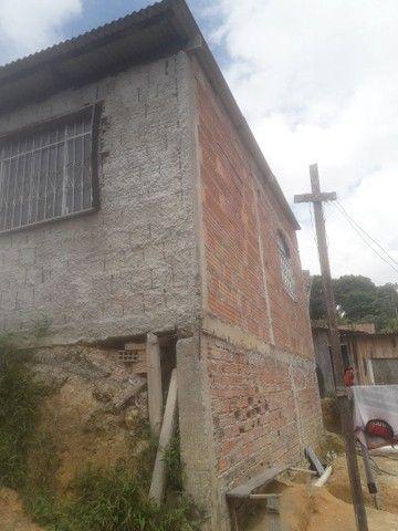 Vendo casa em Construção no Bairro João Paulo. Descendo o supermercado Paraná  - Foto 4