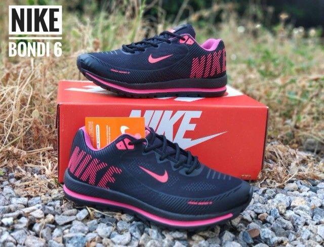 Tenis (Leia a Descrição) Nike Bondi Várias Cores Novo - Foto 5