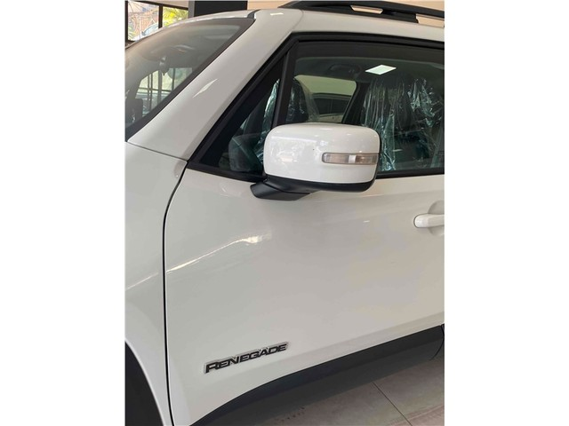 Jeep Renegade 1.8 Flex Longitude Automático 2019!!! - Foto 16