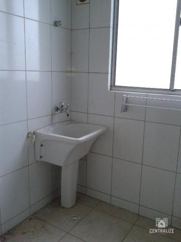 Apartamento à venda com 2 dormitórios em Estrela, Ponta grossa cod:365 - Foto 10
