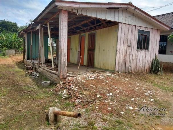 Terreno à venda, 215 m² por R$ 65.000,00 - Centro - Morretes/PR