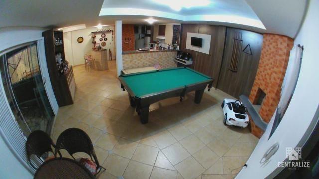 Casa de condomínio à venda com 4 dormitórios em Nova russia, Ponta grossa cod:423 - Foto 20