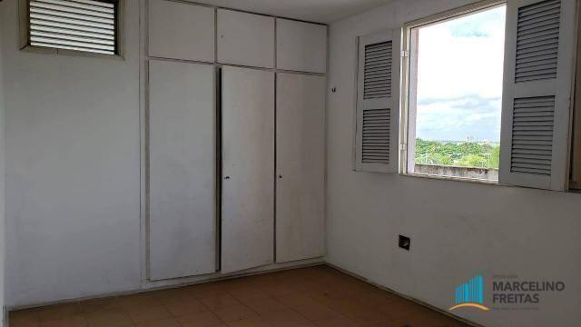 Cobertura com 3 dormitórios para alugar, 180 m² por R$ 709,00/mês - Dionisio Torres - Fort - Foto 16