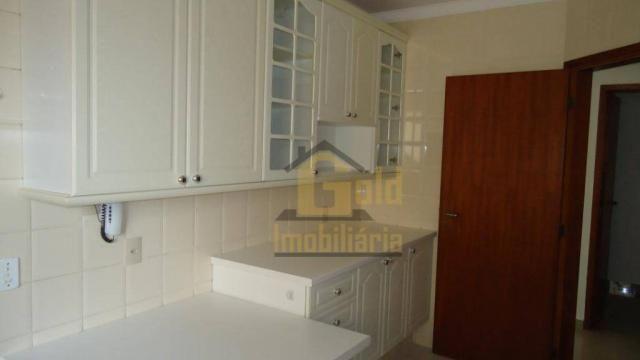 Apartamento com 4 dormitórios para alugar, 155 m² por R$ 2.500,00/mês - Jardim Irajá - Rib - Foto 8