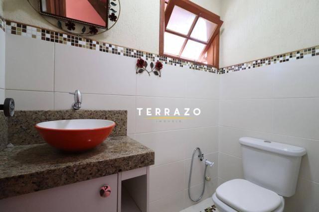 Casa com 4 dormitórios à venda, 185 m² por R$ 840.000,00 - Albuquerque - Teresópolis/RJ - Foto 10