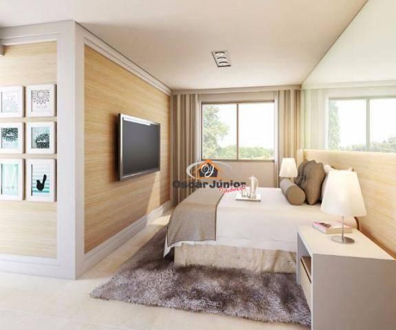 Apartamento com 2 dormitórios à venda, 49 m² por R$ 169.735,00 - Centro - Eusébio/CE - Foto 17