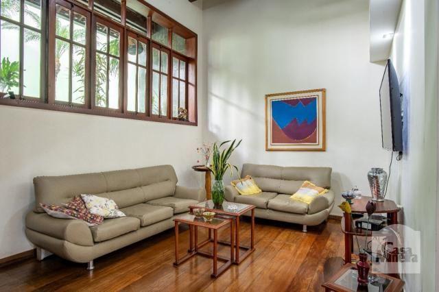 Casa à venda com 4 dormitórios em Santa amélia, Belo horizonte cod:277187 - Foto 2