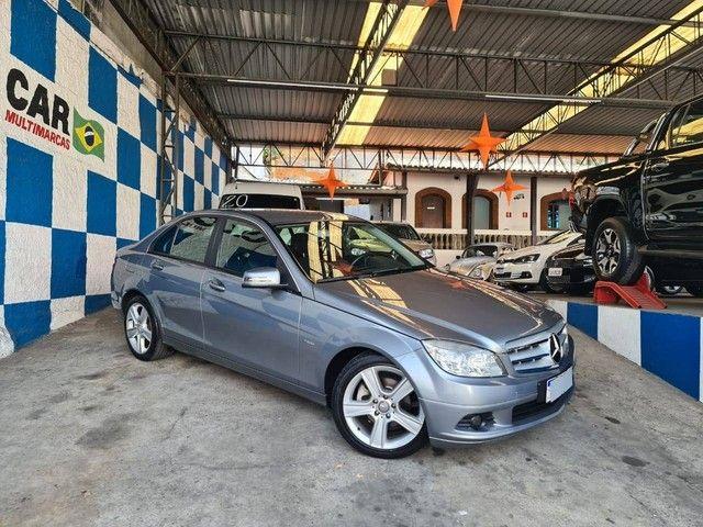 "Mercedes C180 Classic 1.8 Turbo Automático - 2011 "" Impecável """