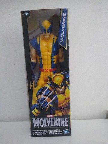 Boneco X-Men ( Wolverine/Logan)lacrado - Foto 3