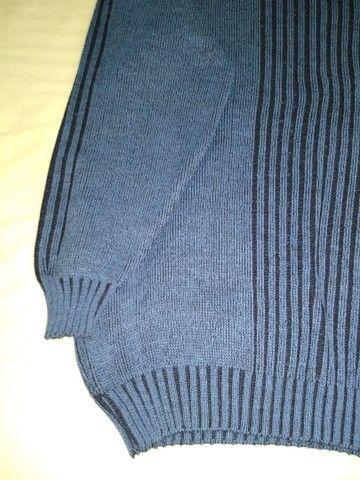 Blusão em lã - Foto 3