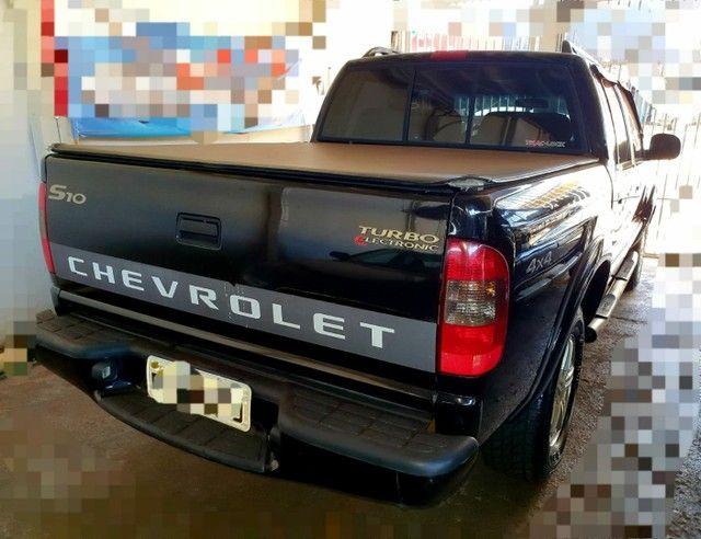 S10 diesel 4x4 completa executiva está conservação muito boa - Foto 7