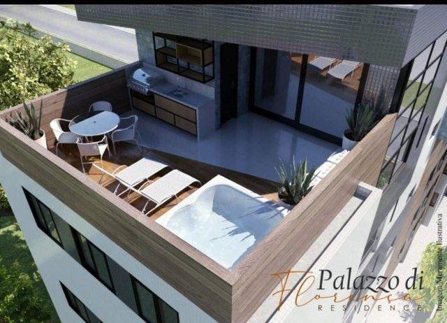 Apartamento de três quartos com cobertura privativa completa - Foto 5