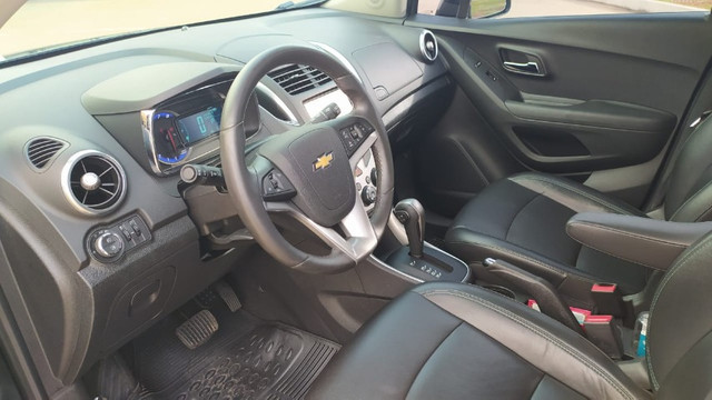 Oportunidade! Chevrolet Tracker 1.8 LTZ. Aut. 2014 - Foto 8