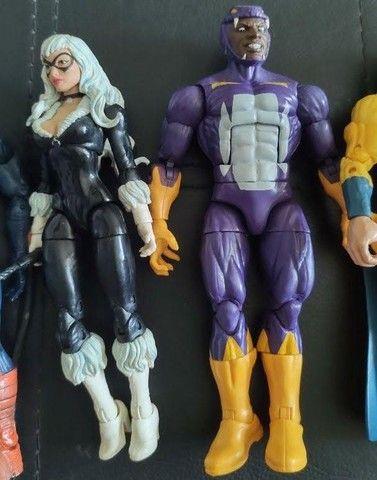 Vendo lote de 5 Bonecos Marvel Legends e Toybiz - Foto 2