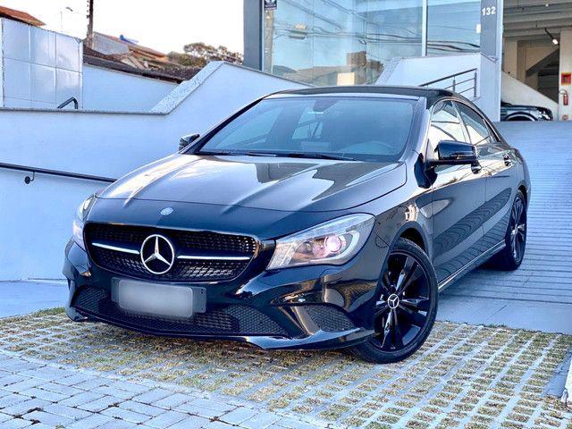 Mercedes CLA 200 Urban 2016 - Revisada e Chrome Delete