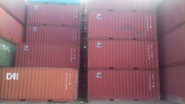 Containers maritimos - originais no seu estado bruto - Foto 5