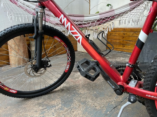Bicicleta Mazza New Times aro 26 - Foto 6