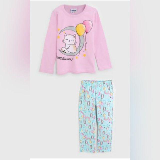 Pijama tamanho 4