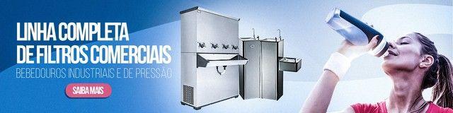 Manutenção e instalação de filtros e bebedouros - Foto 2