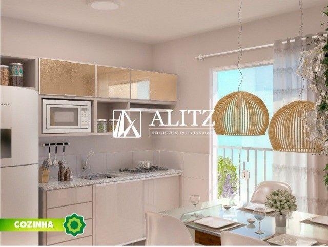 Apartamento 2 Quartos na região do Eldorado, Pronto pra Morar, Entrada Facilitada - Foto 11