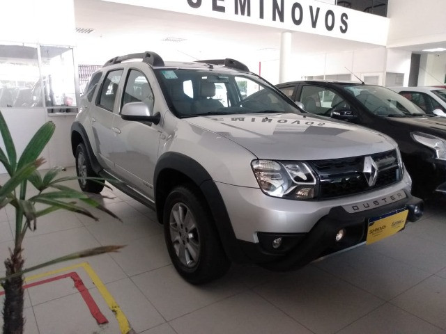 Renault Duster Dynamique 1.6 CVT 2020 Luciano Andrade