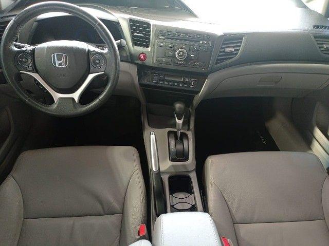 Civic Lxr 2.0 Automático ! Impecável!  - Foto 9