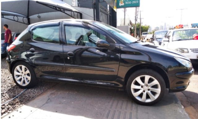 Peugeot - 206 Sensation 1.4 8v Flex 5P - Foto 6
