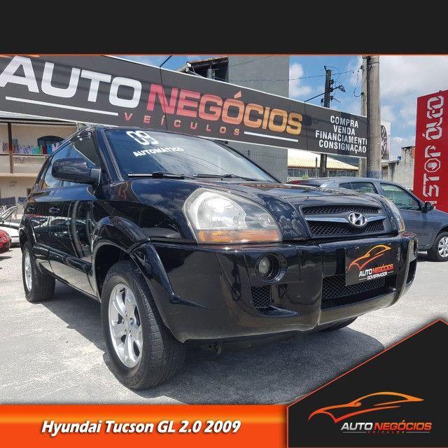 Hyundai Tucons GL 2.0 2009 - Foto 3
