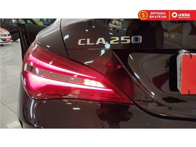 Cla 250 Sport 2.0 Automática 2018 - Teto Solar e só tem 30.000 km - Sinto Selfie ! - Foto 14