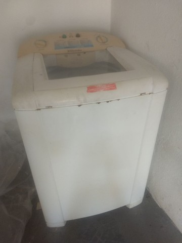 Máquina de lavar Eletrolux 10k - Foto 2