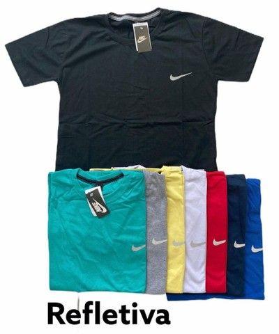 Camisa Masculino Refletiva - Foto 2