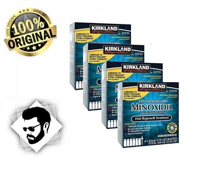 Minoxidil Kirkland Americano Promoção - Foto 2